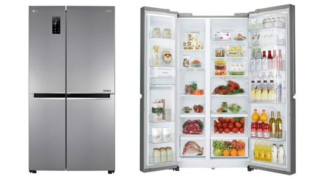 LG DIOS 매직스페이스 냉장고 S831S32