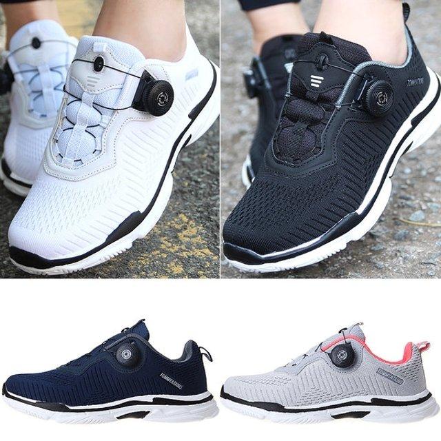 슈즈스마트 남자 등산화 다이얼 트레킹화 여자 런닝화 운동화 신발 TM 826