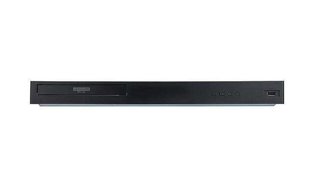 LG 전자 3D 4K 블루레이 플레이어 UBK80