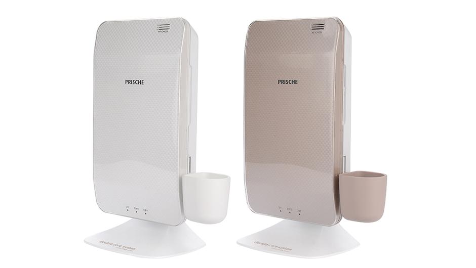 [프리쉐] 더블케어 Art 칫솔살균기 PA-TS3000 (LED 살균/ 건조/ 탈취정화)