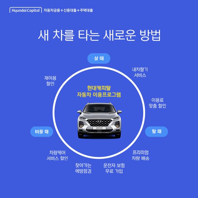 2020 현대캐피탈 현대캐피탈 차량이용프로그램 상담예약