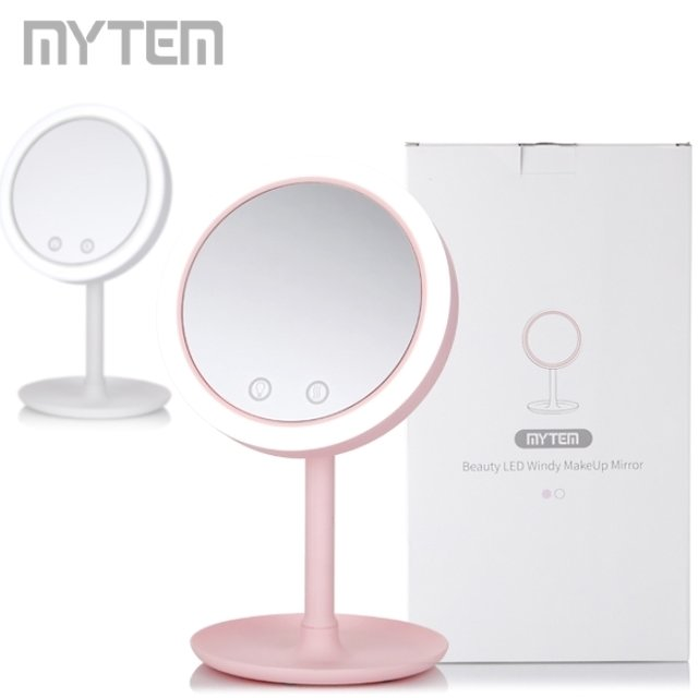 [마이템] LED 바람 메이크업 거울 (GPM-001)