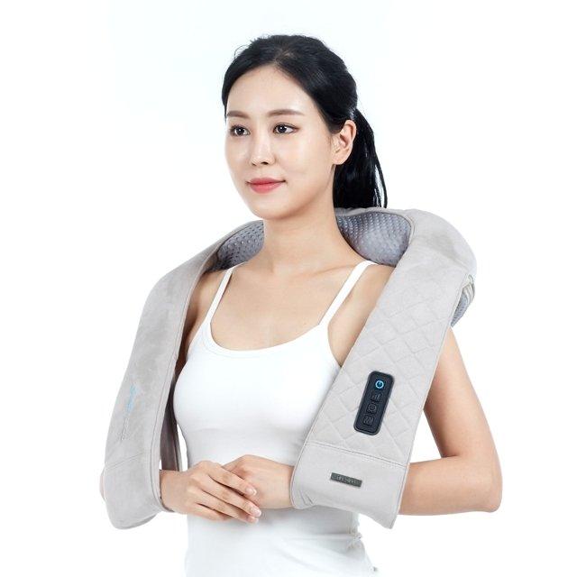 휴플러스 2020년 신형 듀얼태핑 안마기 Cordzero-3300