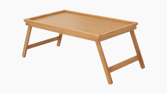 원목좌식접이식테이블소형