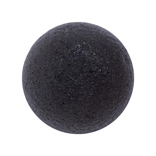 [미샤] 천연 곤약 클렌징 퍼프 (대나무 숯) 1P