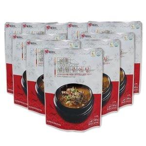 전통 남원추어탕 300g × 10팩 + 소면(150g)